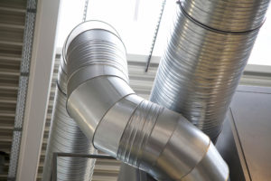 Dust Extraction Ductwork