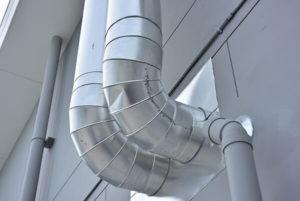 Ventilation System Ducting